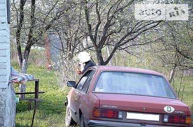 Opel Rekord  1982