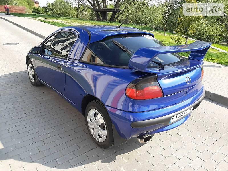 Хэтчбек Opel Tigra