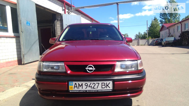 Opel Vectra 1994 года
