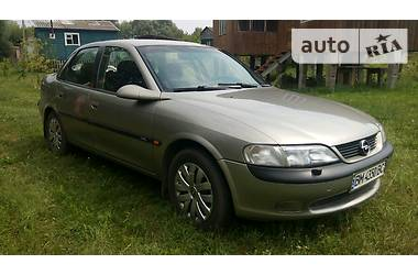 Opel Vectra B cdx 1996