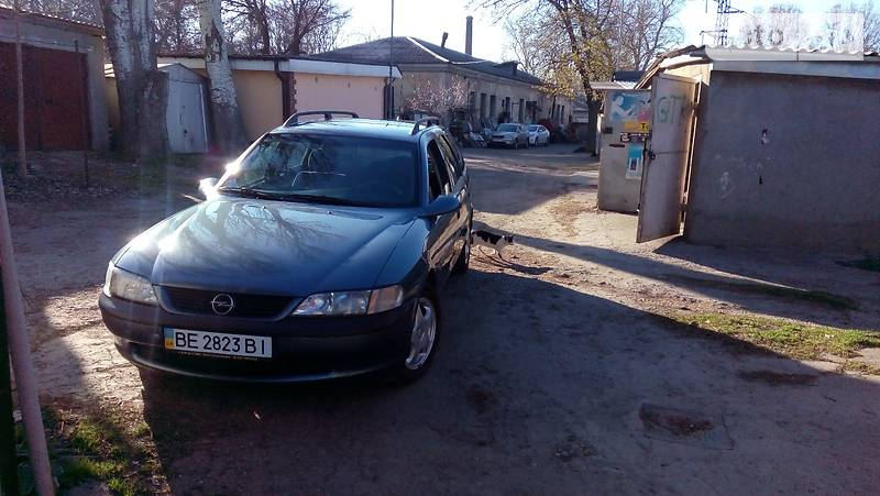 Opel Vectra 1997 року