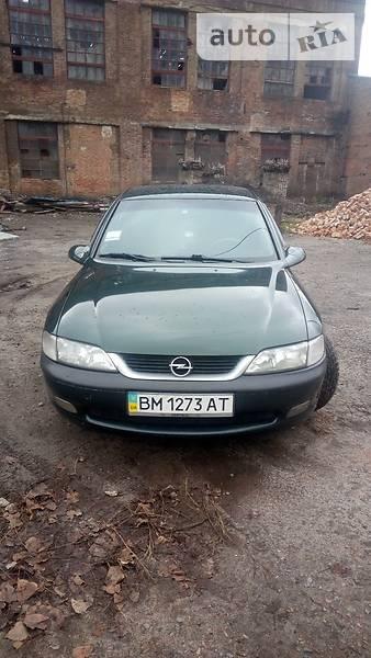 Opel Vectra 1997 года