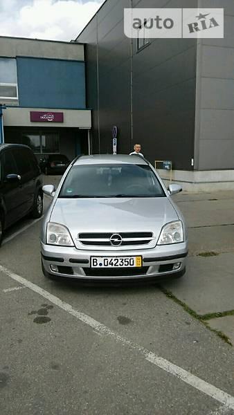 Opel Vectra 2004 года