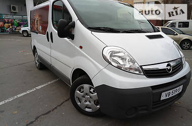 Opel Vivaro груз. EXTRA A\\C 2013