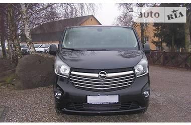 Opel Vivaro груз. maxi 2015