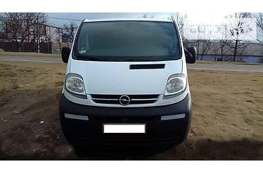 Opel Vivaro груз.  2004