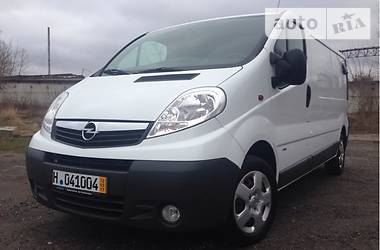 Opel Vivaro груз. 84 KW. LONG WEBASTO 2013