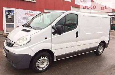 Opel Vivaro груз.  2010