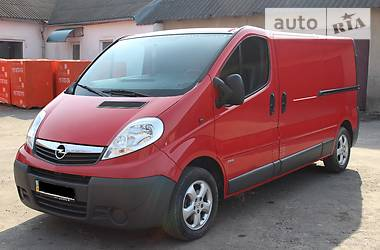 Opel Vivaro груз.  Long 2.5  2010