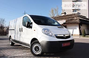 Opel Vivaro груз. ECO FLEX 2013