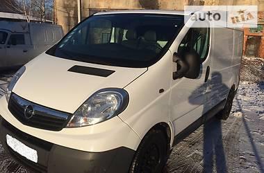 Opel Vivaro груз.  2011