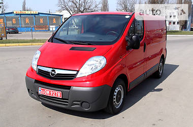 Opel Vivaro груз. 115 84 kw 2013