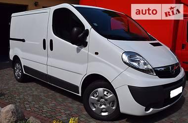 Opel Vivaro груз. 115 DCI 2012