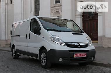 Opel Vivaro груз.  2012