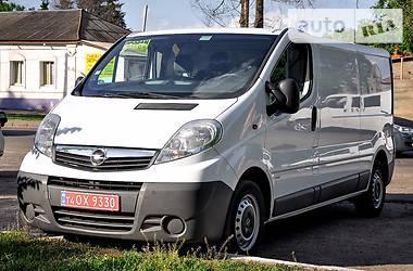 Opel Vivaro груз. LONG 84 KW 2013