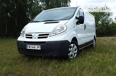 Opel Vivaro груз. LONG+KLIMA 2013