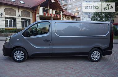 Opel Vivaro груз. LONG BI turbo 140kn 2015