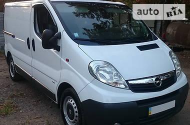 Opel Vivaro груз.  2009
