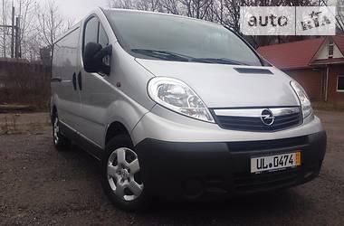 Opel Vivaro груз. 2.0 L1H1 84KW 2014