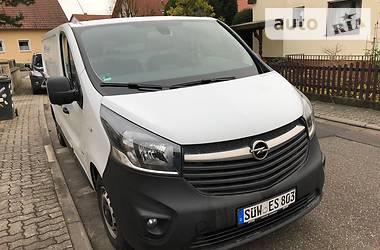 Opel Vivaro груз. 85KW 2015
