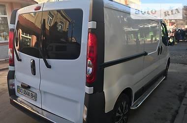 Opel Vivaro груз. LONG 2014