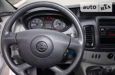 Opel Vivaro груз. 84kw 2014