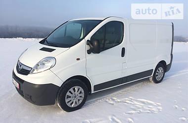 Opel Vivaro груз.  84квтL1H1 2015