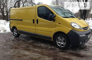 Opel Vivaro груз.  2003