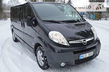 Opel Vivaro груз. WEBASTO 2013