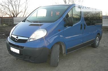 Opel Vivaro пасс.  2009