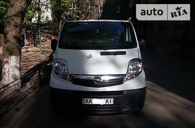 Opel Vivaro пасс.  2010