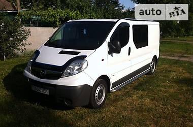 Opel Vivaro пасс. Webasto 2007