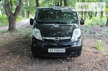 Opel Vivaro пасс. 2L 114 CDTI 2008