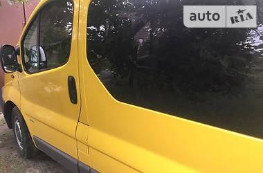 Opel Vivaro пасс. 1.9 CDTI 2004