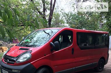 Opel Vivaro пасс. 1.9 TD 2004