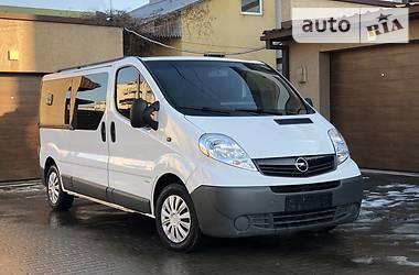 Opel Vivaro пасс. 2.0CDTi Pass Long 2008