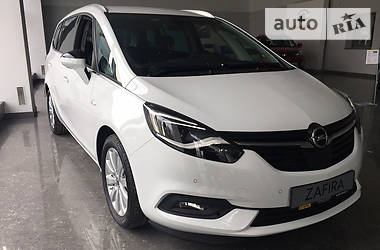 Opel Zafira Innovation 2017