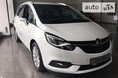 Opel Zafira Innovation 2017
