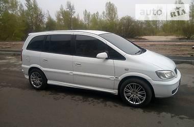 Opel Zafira irmscher  2003