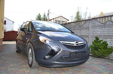 Opel Zafira Zafira Tourer 2014