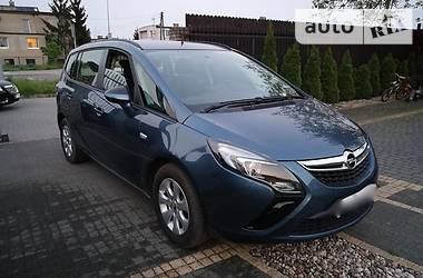 Opel Zafira 1.6TDI 100kw 2013