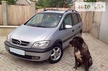 Opel Zafira ELEGANS 2000
