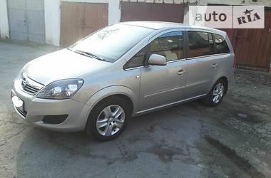 Opel Zafira 1.8i 2012