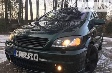 Opel Zafira 2.2 OPC Edition 2005