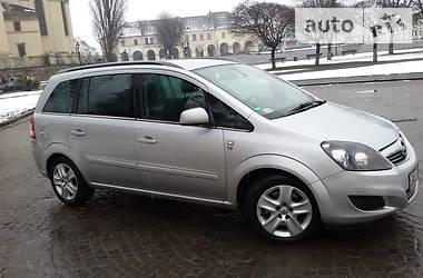 Opel Zafira 111 2010