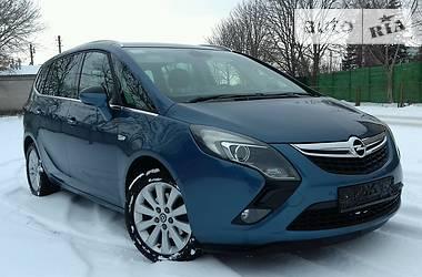 Opel Zafira COSMO 2013