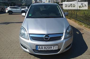 Opel Zafira Family 2011