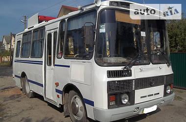 ПАЗ 32053 СПГ 2003