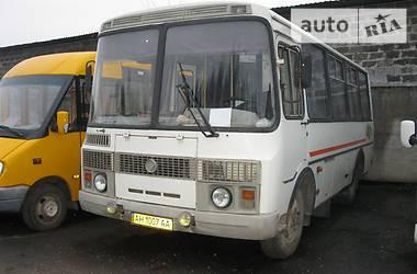 ПАЗ 32054 07 2010