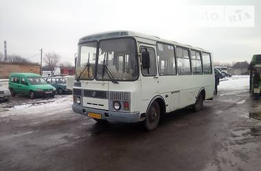 ПАЗ 32054  2007